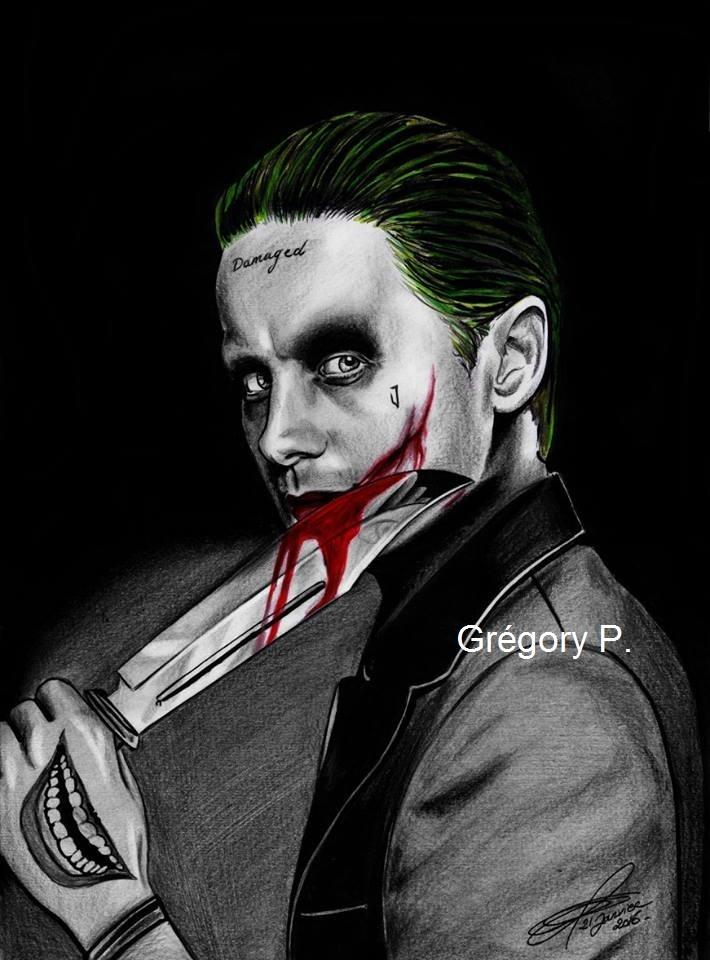 Jared Leto by greg-drawings